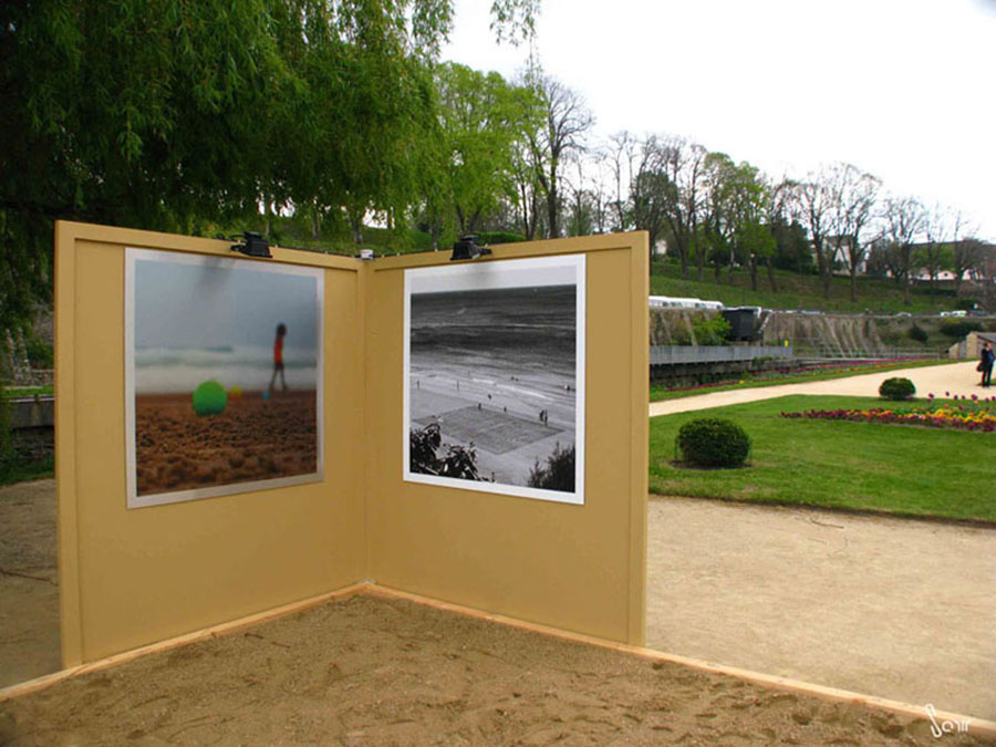 vannes, photos de mer, dougados, beach art, rempart, festival, exposition