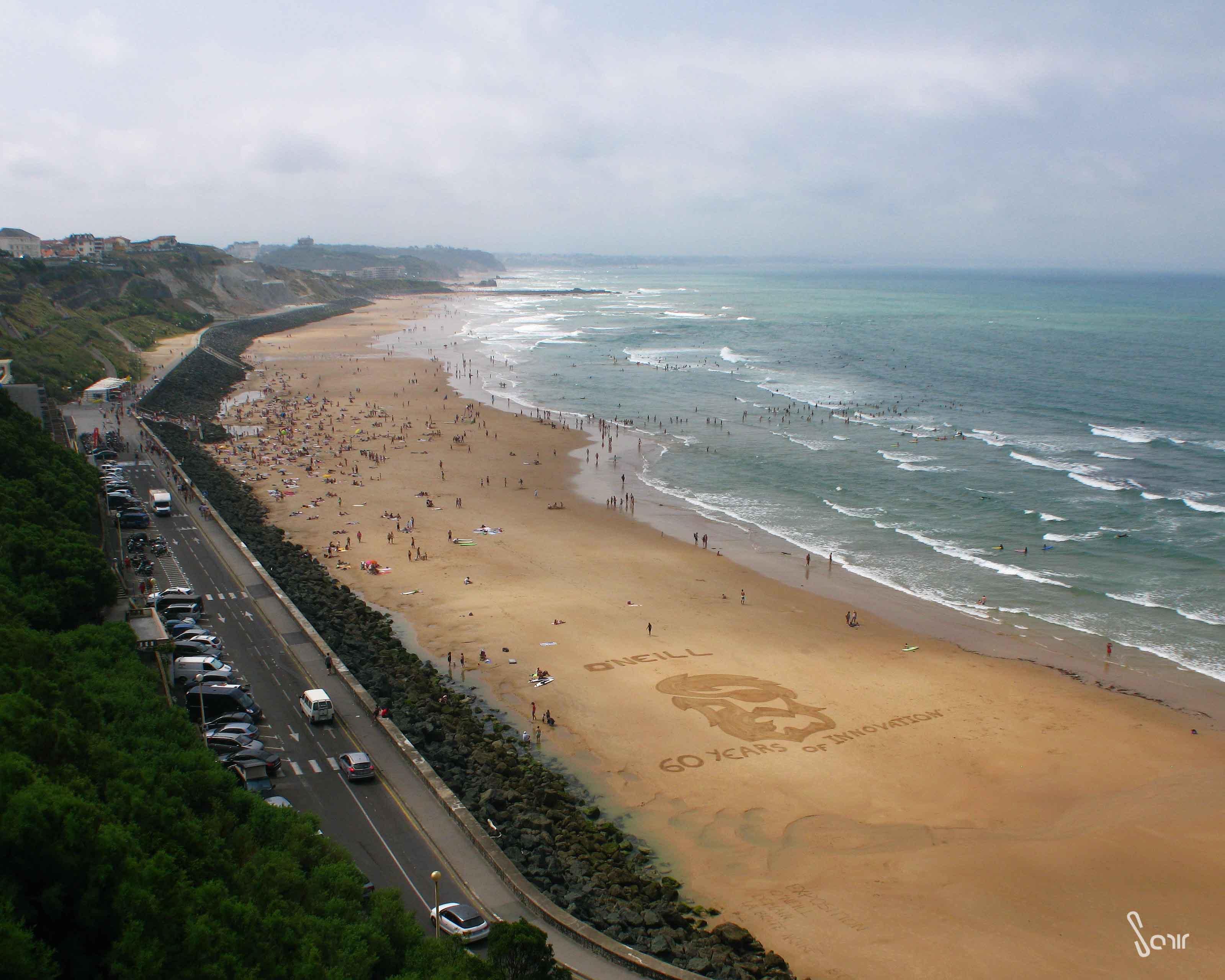 O'Neill, surf, biarritz, bech art, dougados