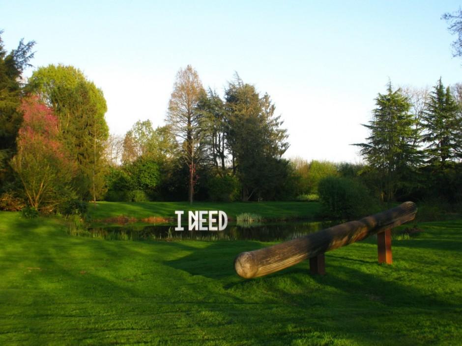 I NEED + tronc mf