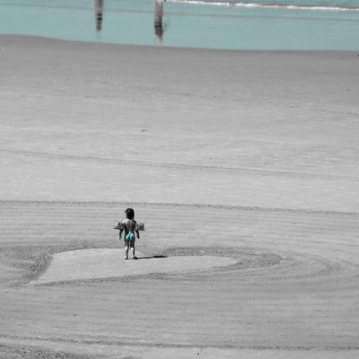 Biarritz, little girl, baby, heart, coeur, dougados