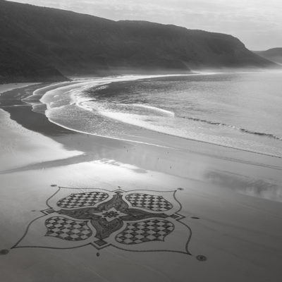Imsouane, Maroc, Morocco, mandal, beach art, dougados