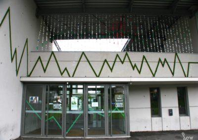 Installation La Ligne Verte