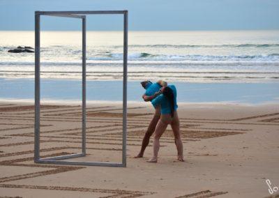 ballet, thierry malandain, boléro, beach art, dougados