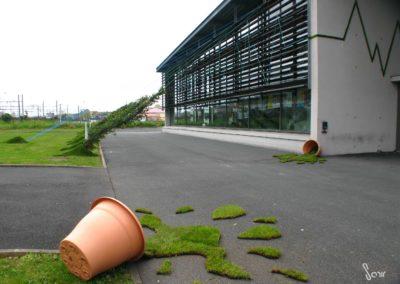 pot-Installation La Ligne Verte