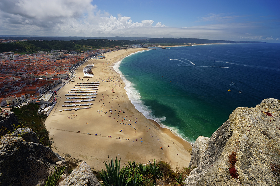 Nazaré, praia do Norte, surf, portugal