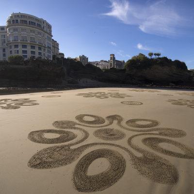 fleu, hotel du palais, biarritz,dougados, plage
