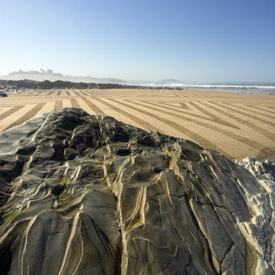 lignes, bidart, biarritz, dougados, beach art