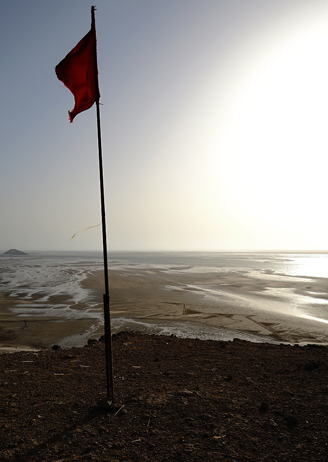 dakhla, maroc, beach art, lagon